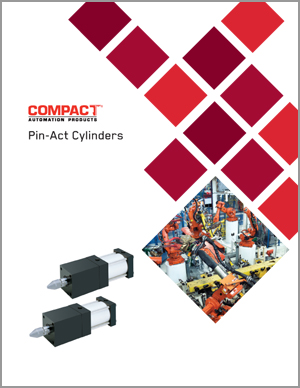 Pin-Act Cylinders Brochure