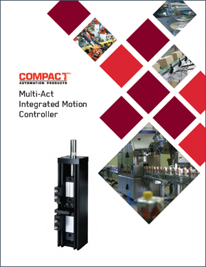 Multi-Act Integrated Motion Actuator