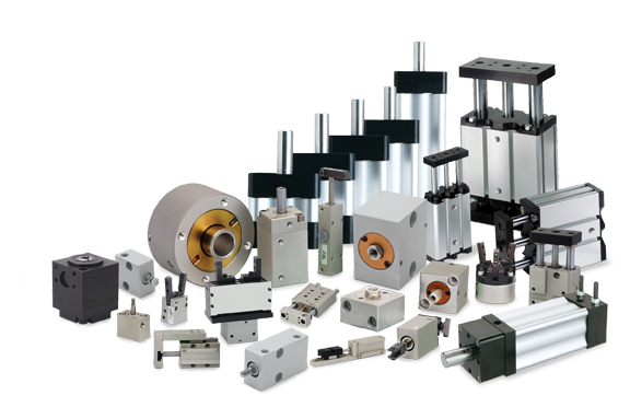 Motion Control Technology, Linear Actuators & Custom
