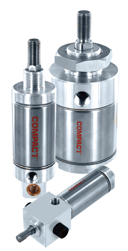 NEW Stainless Steel Cylinders