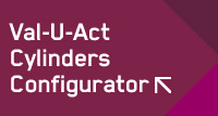 Val-U-Act Clyndiers Product Configurator
